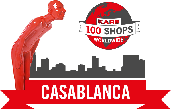 Casablanca Deko Online Shop.Kare Worldwide Presents Kare B2b