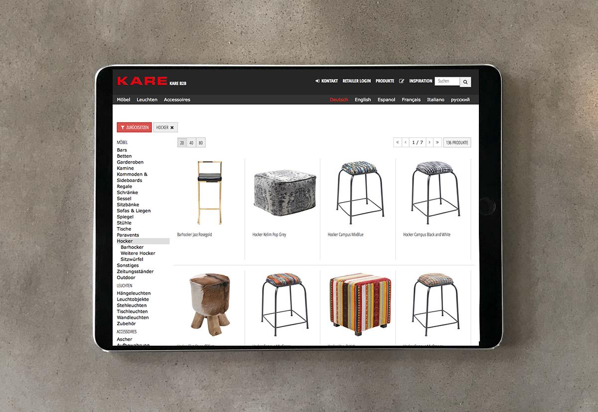 welcome to kare design kare b2b. Black Bedroom Furniture Sets. Home Design Ideas