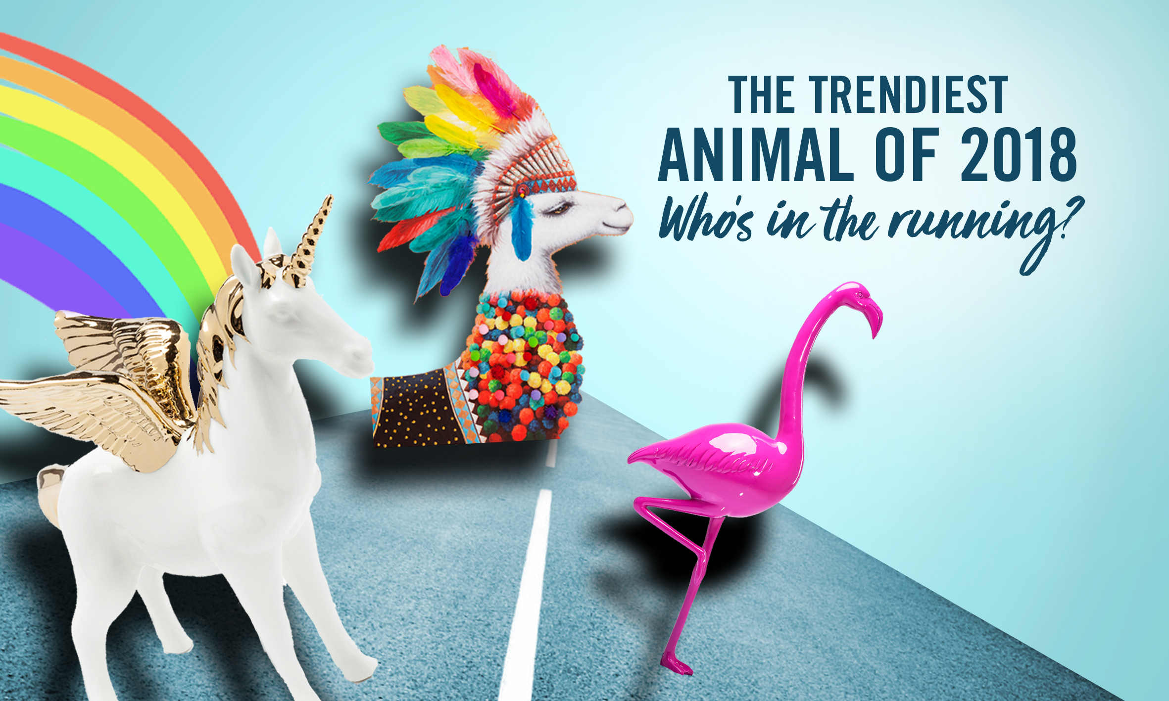 The trendiest animal of who s in the running kare b b