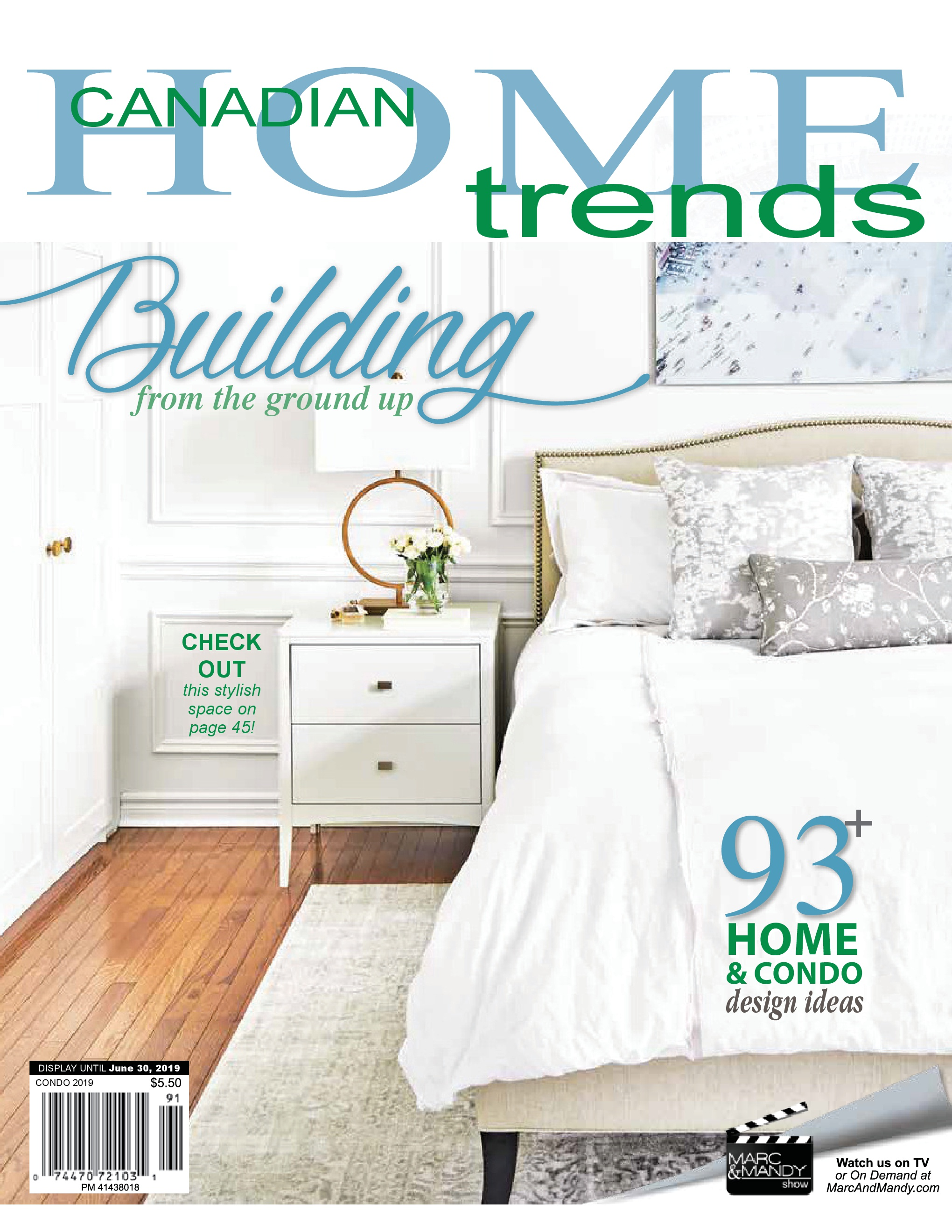 Double Take With Canadian Home Trends Magazine Kare Canada