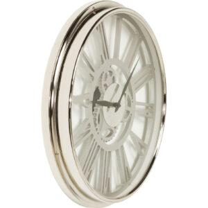Wall Clock Factory Visible Ø45cm- $129