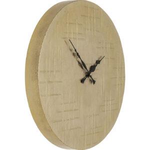Wall Clock Gold Digger-$169
