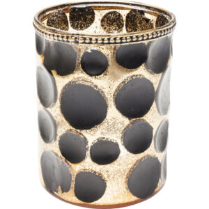 Tealight Holder Casablanca Circles 13cm-$19