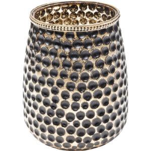 Tealight Holder Casablanca Dots 18cm-$29