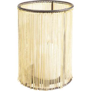 Lantern Chain Gold 17cm-$49