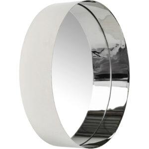 Mirror Luna Silver Ø30cm- $137
