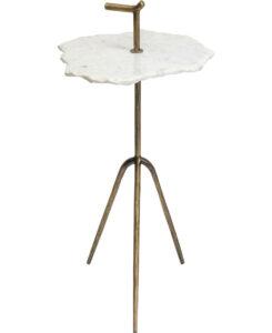 Side Table Terrazzo Cloud- $399