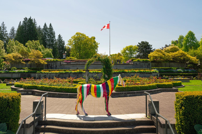 UBC Rose Garden