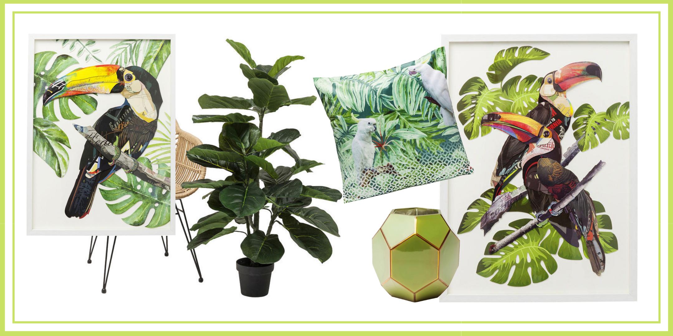 Summer colours - Green furniture ideas