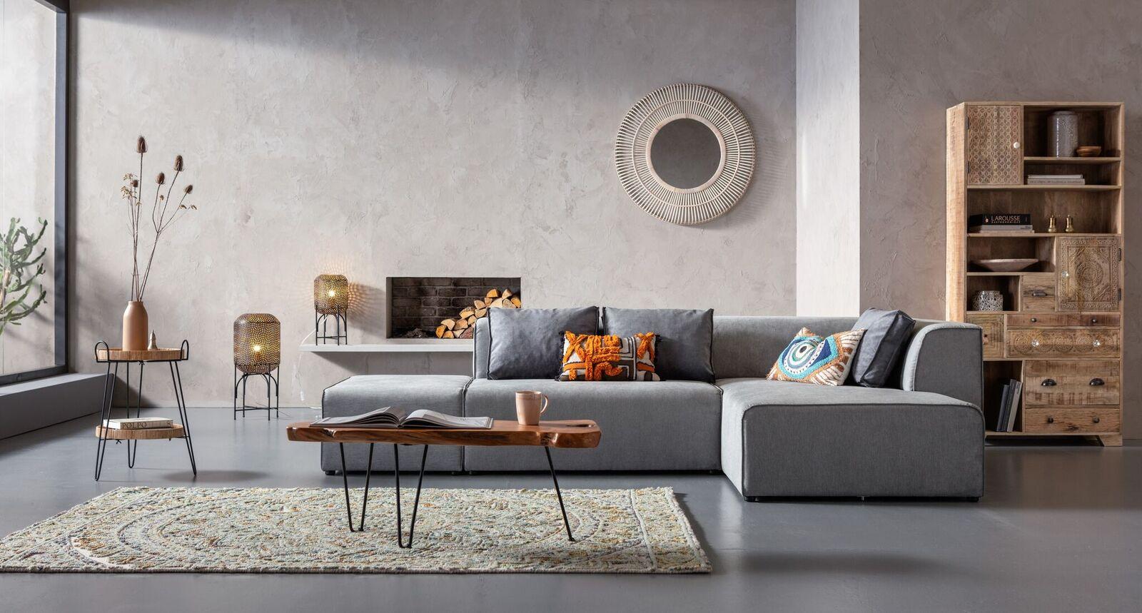 Minimal earthy tones design furniture