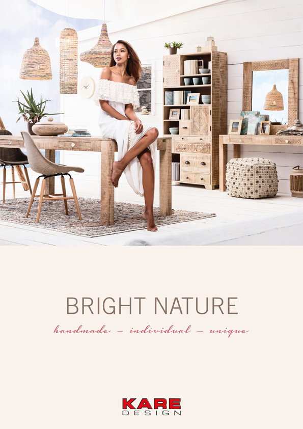 The Bright Nature Brochure