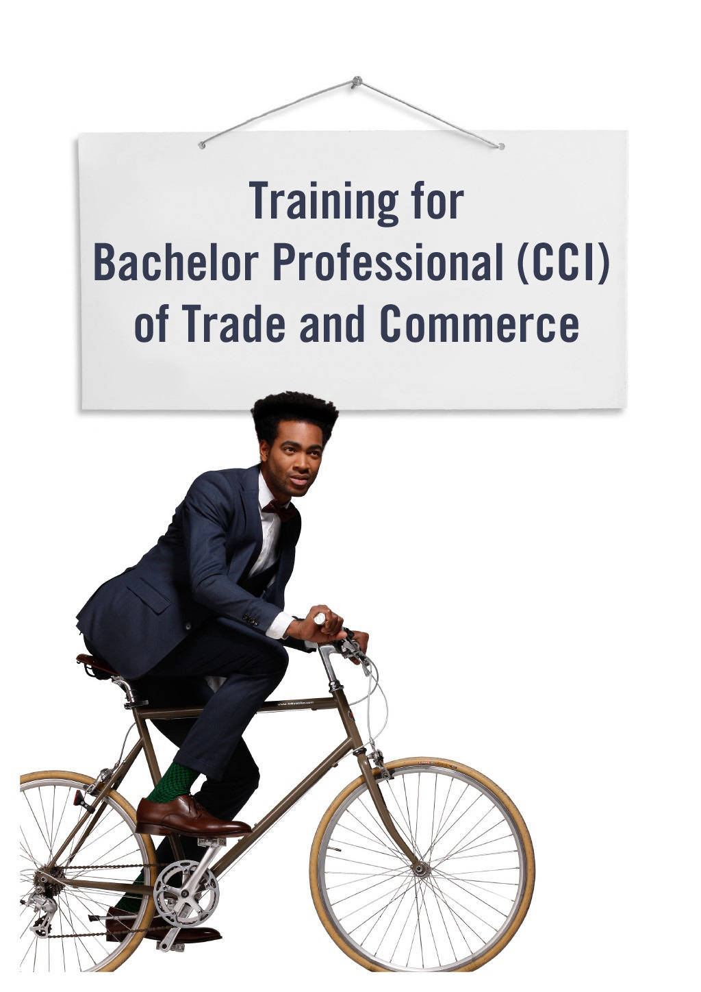 Training for Bachelor Professional (CCI) of Trade and Commerce KARE Munich