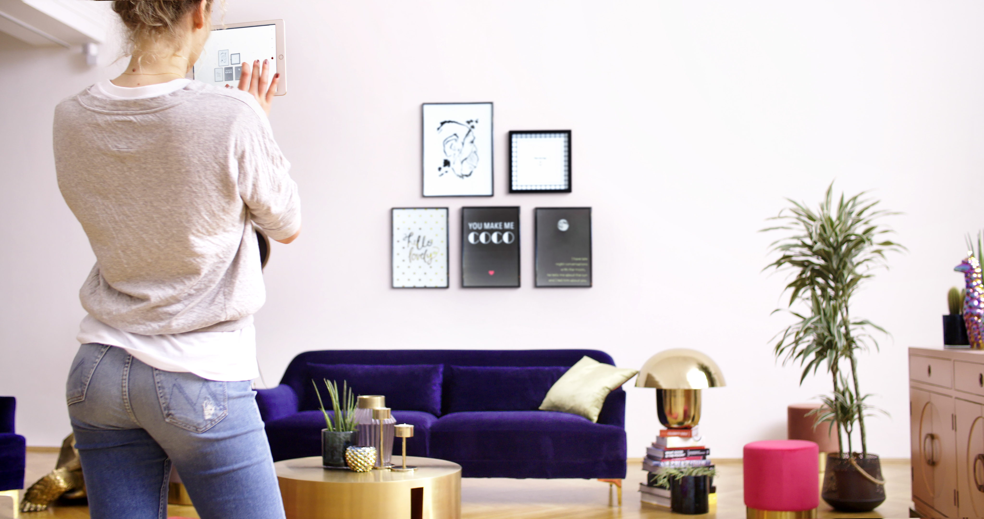 21D Roomdesigner App   21D Planung und Augmented Reality