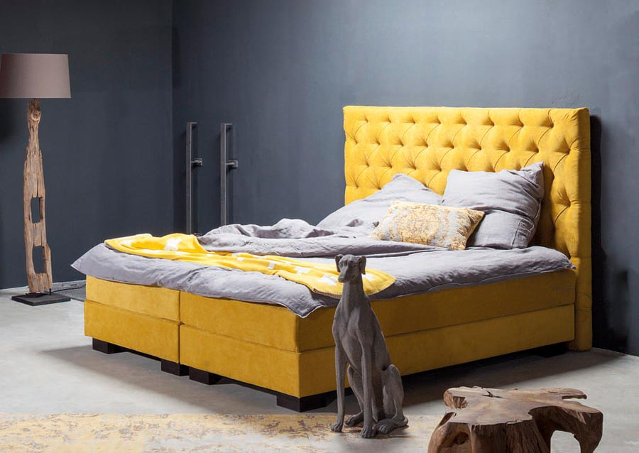 boxspringbetten die k nigsklasse des schlafens. Black Bedroom Furniture Sets. Home Design Ideas