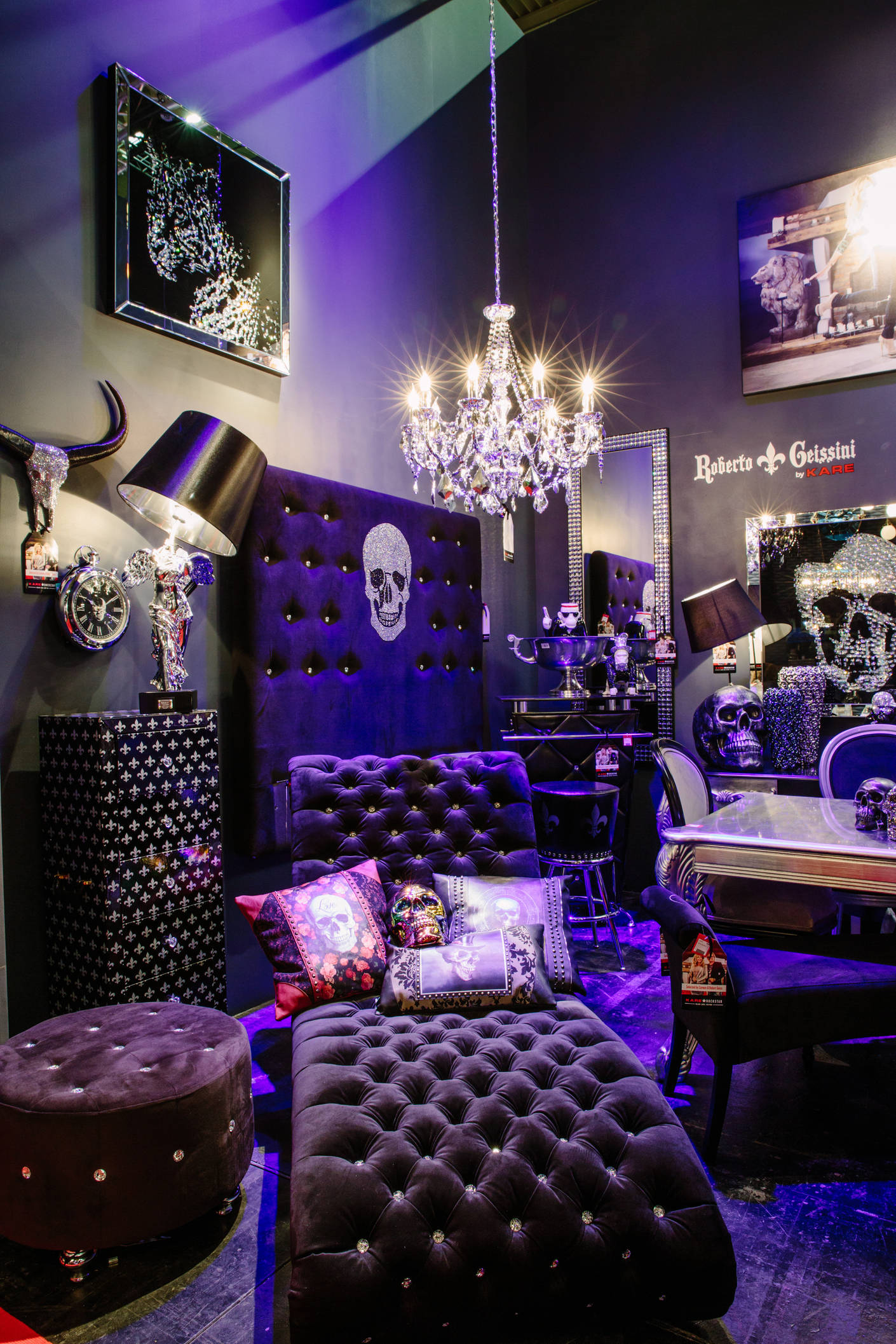 die neue kare kollektion rockstar by geiss. Black Bedroom Furniture Sets. Home Design Ideas