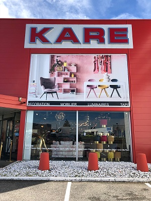 kare stores lyon kare france. Black Bedroom Furniture Sets. Home Design Ideas