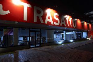 Casa Trasacco showroom Accra