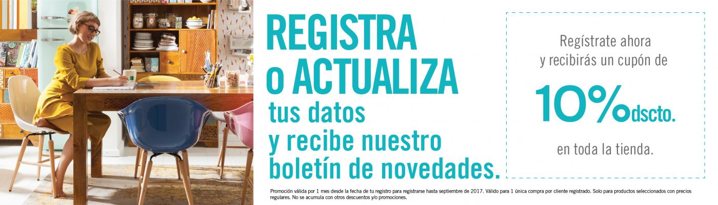 Slider Newsletter Peru