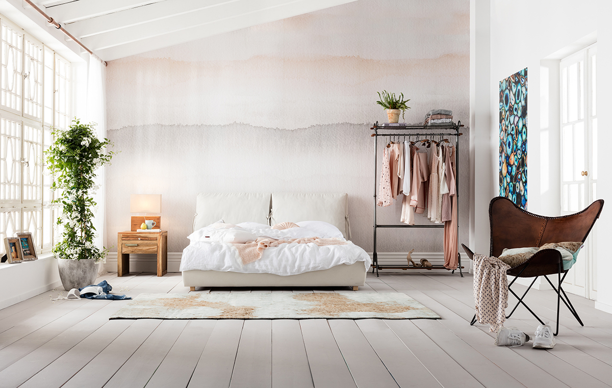 MODERN BEDROOMS: simple, clean and open. - KARE Peru