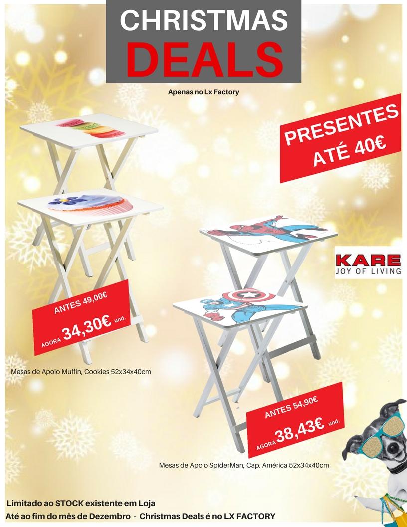 Special Christmas Deals