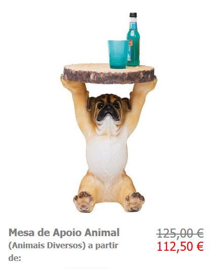 Best Sellers - Mesa de Apoio Animais