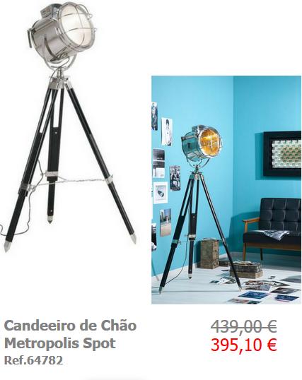 Best Sellers - Candeeiro Pé