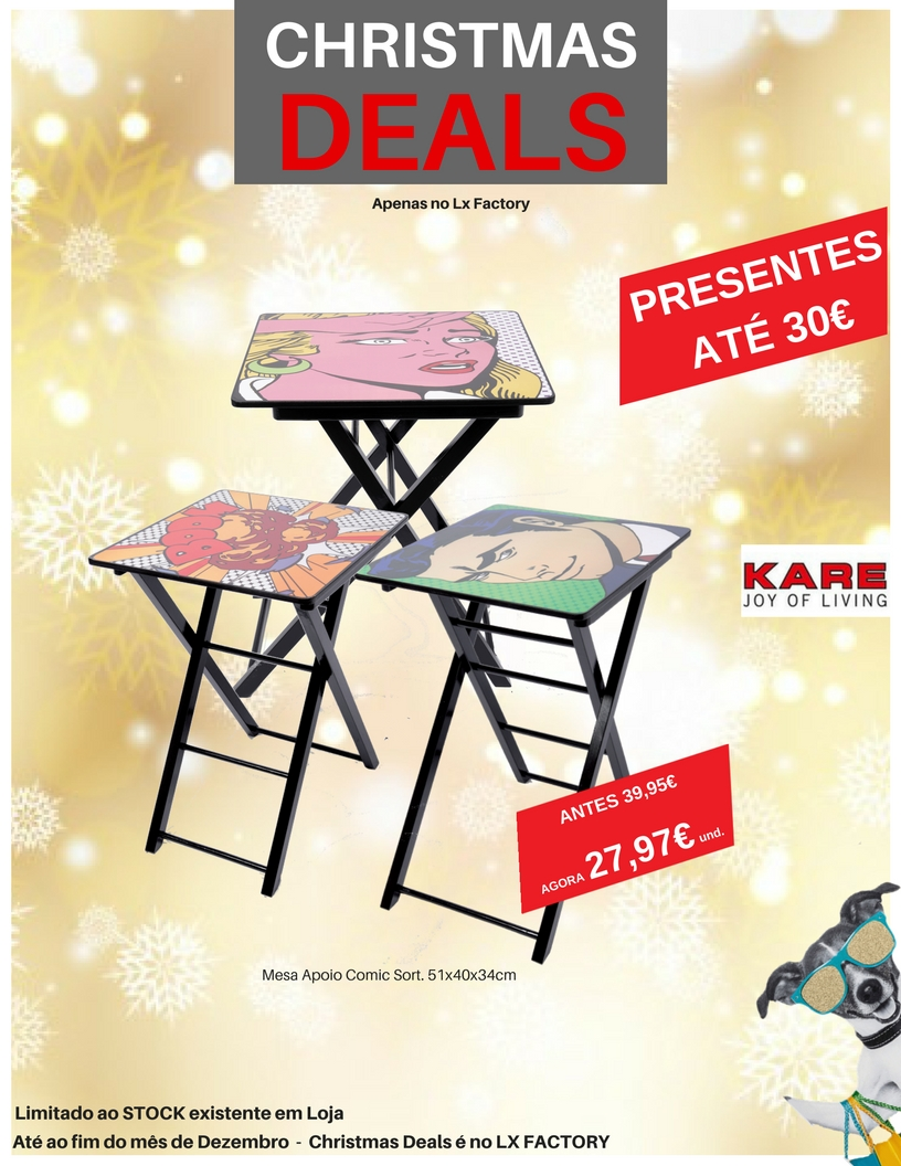 Special Christmas Deals cosmic