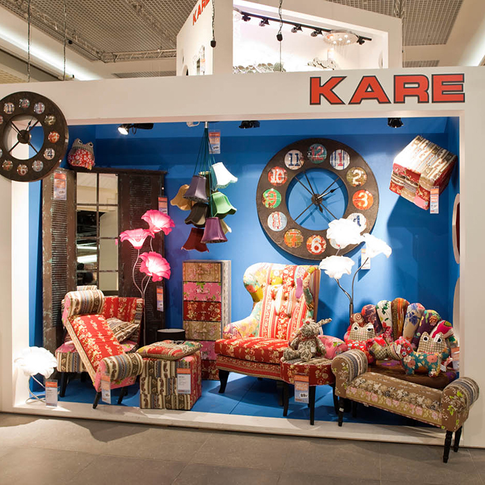 KARE in your shop