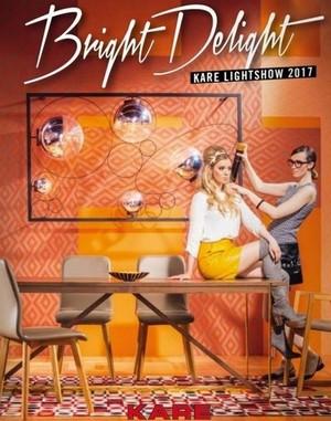 KARE rasveta Bright Delight 2017