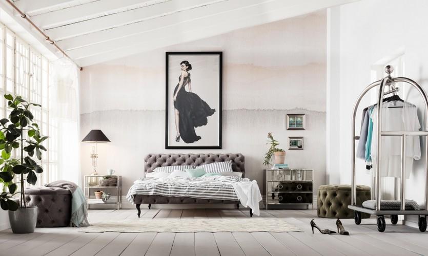 KARE elegantna spavaca soba