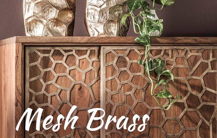 KARE Mesh Brass kolekcija
