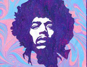 Jimy Hendrix ultra violet