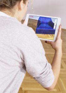 KARE Roomplanner aplikacija 1