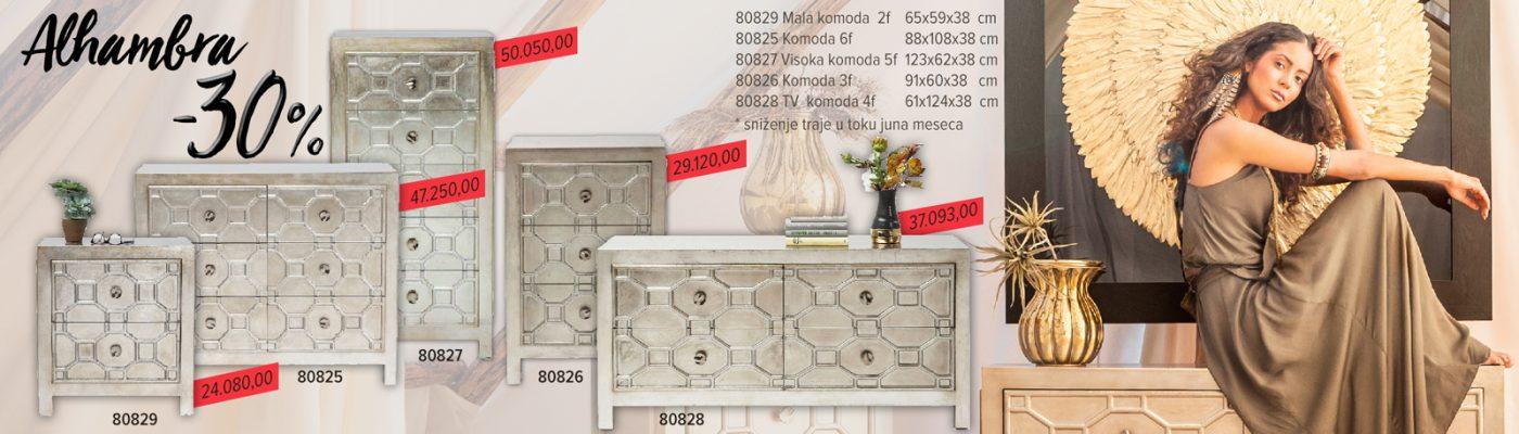 KARE Alhambra kolekcija rasprodaja snizenje