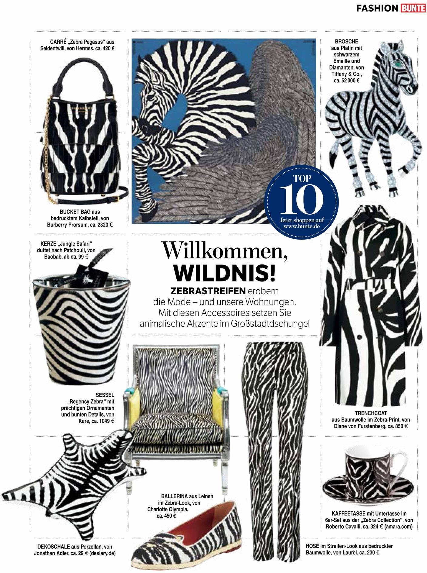 zebra look - kare ukraine