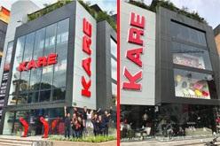 second shop opening in Bogota