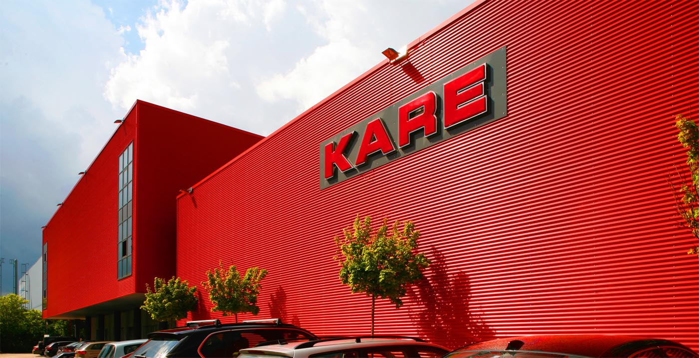 Press international kare design furniture lights for Kare design gmbh