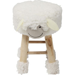 Stool Funny Sheep